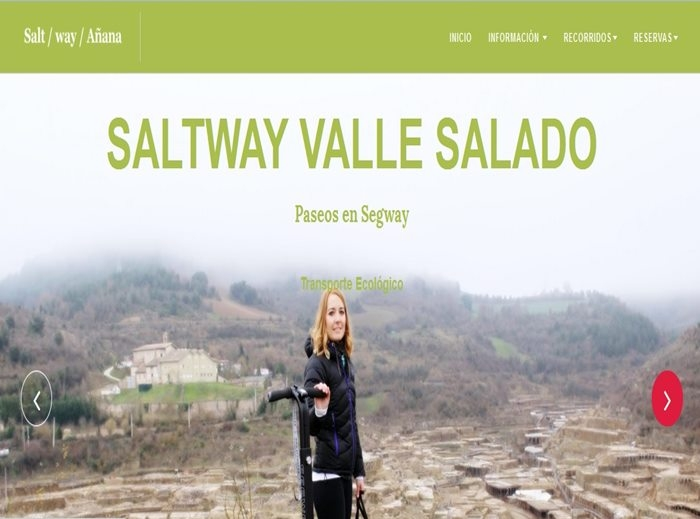 Salt Way Valle Salado